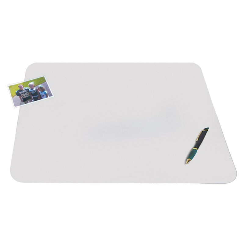 New PVC Rectangular Desk Mat Home Office Desk Pad 20 x 36 Inches Clear US Stock