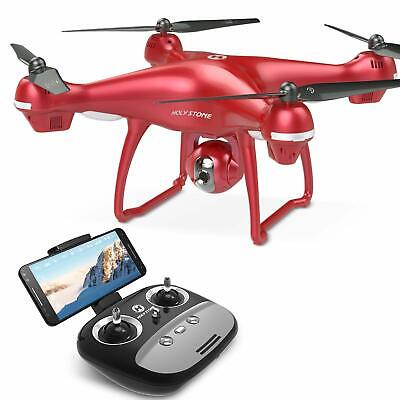 Holy Stone HS100 GPS Drone with 1080p HD Camera FPV  return to home follow me