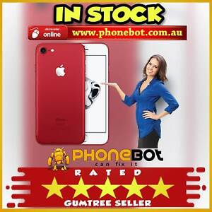 Refurbished Apple iPhone 7 128GB, Red Colour AU Stock@ Phonebot Preston Darebin Area Preview