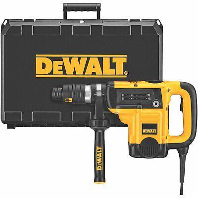 Dewalt D25553kr 1-916-inch Spline Combination Hammer Kit