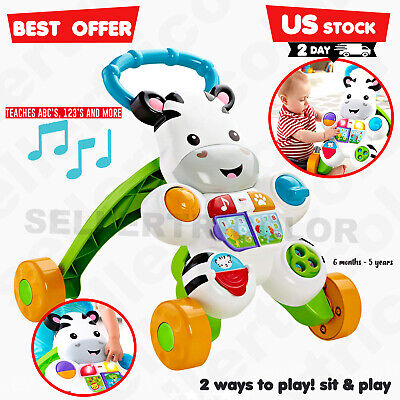 Educational Toys For 6 Months 1 2 3 year Olds Boy Girl Toddler Walker and Learn