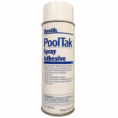 Bostik Pool Wall Foam Spray Adhesive - 24 Oz. Can