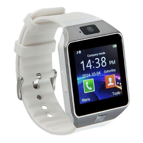 DZ09 Bluetooth Smart Watch Phone Mate GSM SIM For Android iPhone Samsung&HTC&LG
