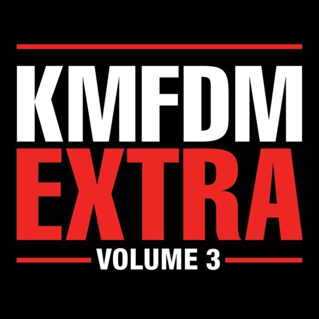 KMFDM Extra Volume 3 2CD 2008