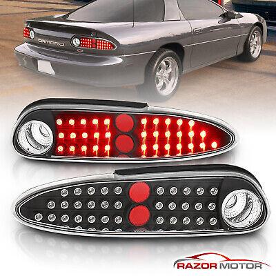1998 1999 2000 2001 2002 Camaro LED Black Tail Lights