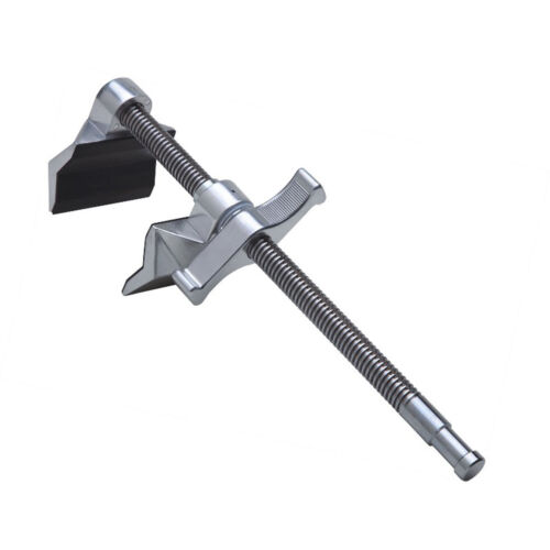6 inch End Jaw Clamp with 5/8 inch Stud for Photo Studio Strobe Light Stand Grip