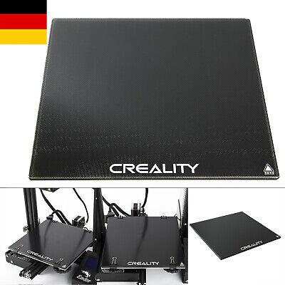 Creality 3D Ultrabase Glasplatte für Ender-3 3D Drucker Plattform 235*235mm DE