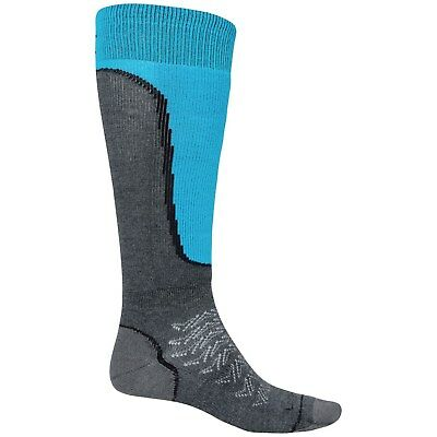 Lorpen Ski Merino Medium Sock - Lorpen T2 Light Ski Socks - Merino Wool, Over the Calf, Medium 7.5-9.5, NEW