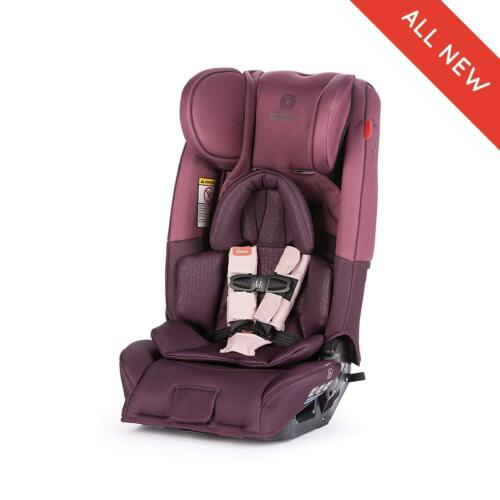 Diono 2019 Radian 3 RXT Convertible Car Seat in Plum, NEW - Free Shipping!