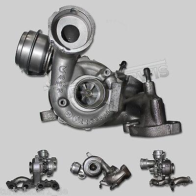 Turbolader Audi A3  Vw Passat 2,0 tdi 136-140 Ps  BKD / AZV Inkl. Dichtungssatz