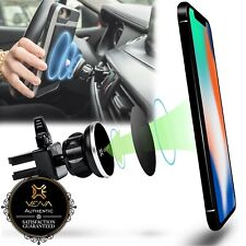 Car Vent Mount Magnetic Phone Holder 360 Rotate iPhone 11 XS XR Galaxy Note S10