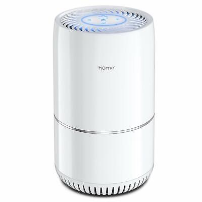 Air Purifier for Home or Office True HEPA H13 Filter  Night Light and Child Lock