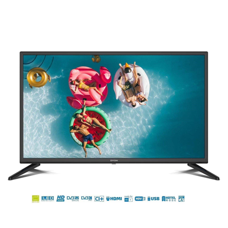 DYON LED TV Live Pro 32 Zoll HD Triple Tuner Fernseher DVB-T2 USB CI EEK A