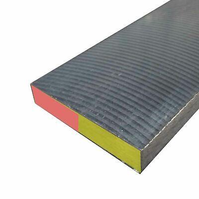 Cpm 10v Tool Steel Decarb Free Flat 12 X 1-12 X 24