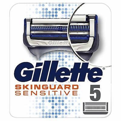 Gillette SkinGuard Sensitive Rasierklingen, 5 Stück (Gillette Sensitive Rasierklingen)
