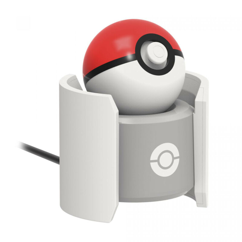 HORI - Poke Ball Plus Charge Stand [Brand New]