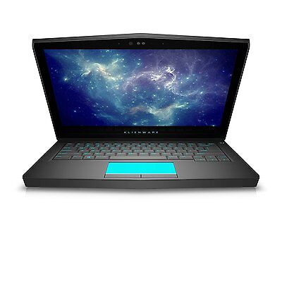 NEW Alienware 13 R3 i7-7700HQ 7th Gen 8GB 256GB PCIe SSD FHD GTX1060 6GB VR-Rdy