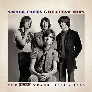 SMALL FACES GREATEST HITS - THE IMMEDIATE YEARS 1967 - 1969 180 GRAM VINYL