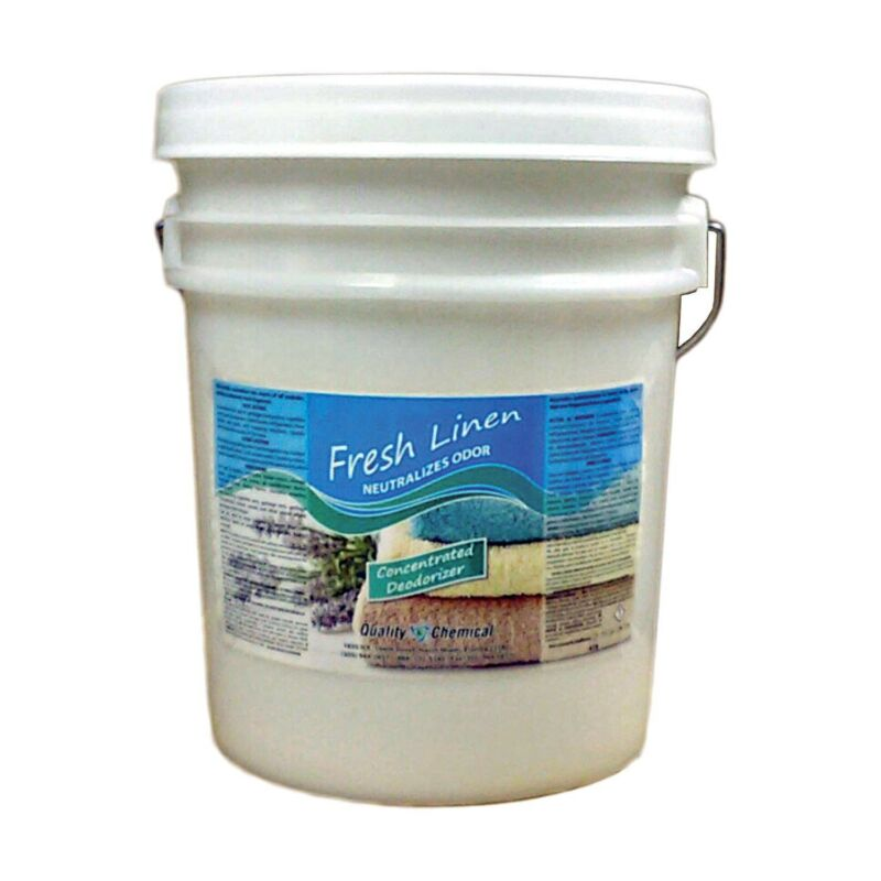 Fresh Linen Deodorizer - 5 gallon pail