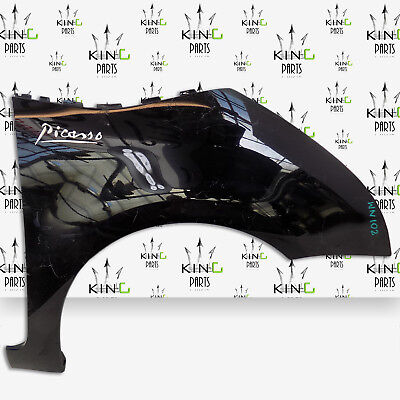 CITROEN C4 PICASSO 2007 2013 PLASTIC FRONT FENDER WING PANEL RIGHT SIDE WN102