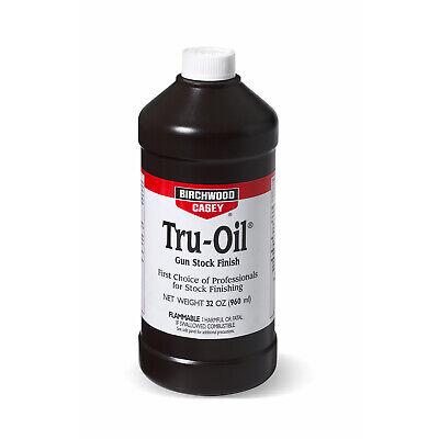 Birchwood Casey BW Casey Tru-Oil Stock Finish 32 oz Liquid -