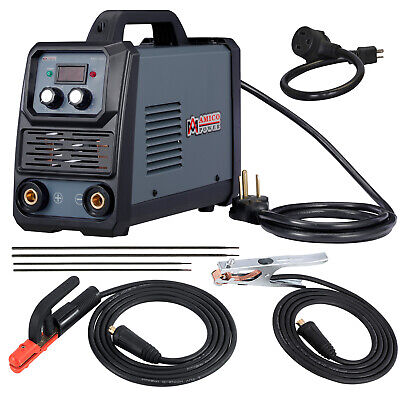 Amico Professional Welding Machine 160 Amp Stick Arc Dc Welder 80 Duty Cycle