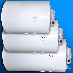 Serbatoio elettrico acqua calda boiler orizzontale 80 100 for Serbatoio di acqua calda in rame
