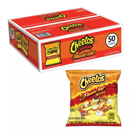 Cheetos Flamin