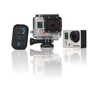 GoPro hero 3+ black edition (with reach pole)