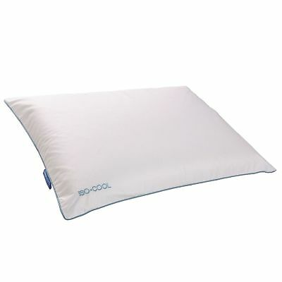 Iso-Cool Visco Elastic Memory Foam Pillow with Outlast Cover