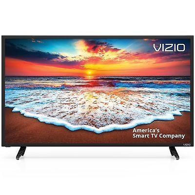 VIZIO D32f-E1 D-Series 32-Inch Full-Array 1080p HD Smart LED TV (2017)