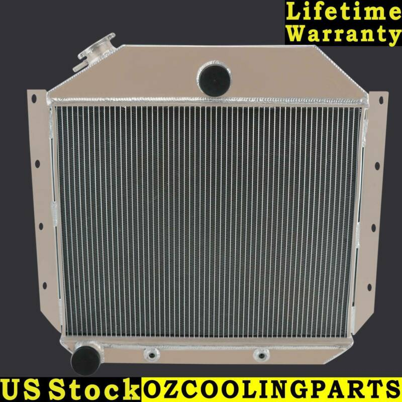 For International Harvester L//R//S-Series 3-Row Aluminum Radiator