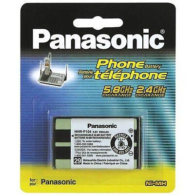 Panasonic Cordless Telephone Battery Replacement Type 29 (HHR-P104A)
