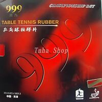 2x 999t Type Pips-in Table Tennis Ping Pong Rubber With Sponge H44-45 - 999t - ebay.co.uk