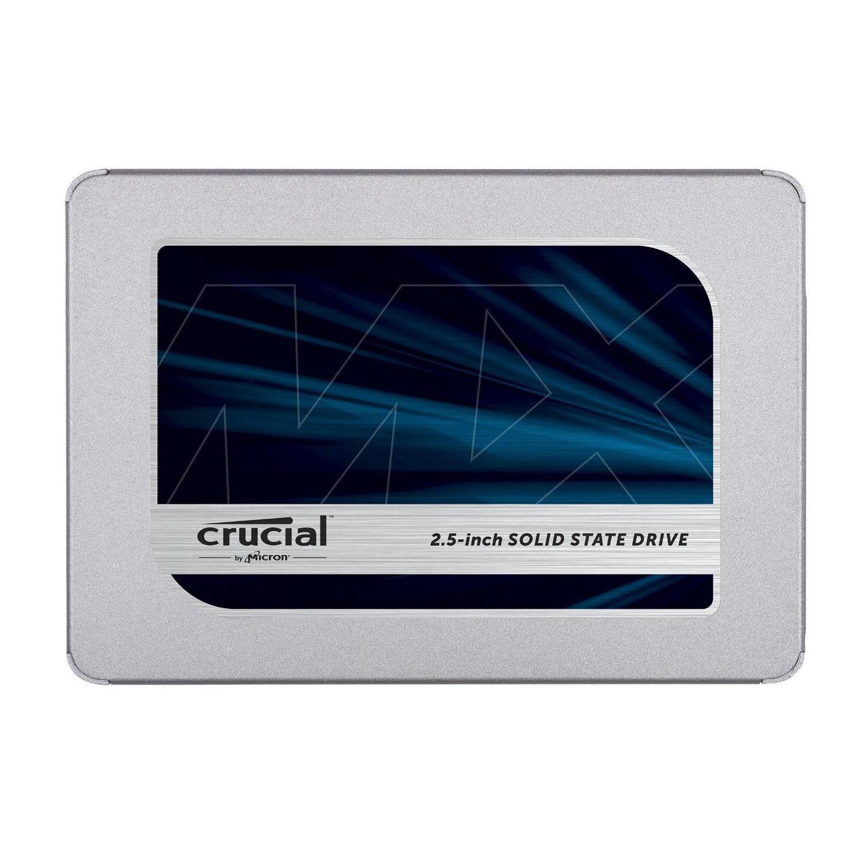 Crucial MX500 1TB 3D NAND SATA 6.0Gb/s 2.5 Inch Internal SSD CT1000MX500SSD1