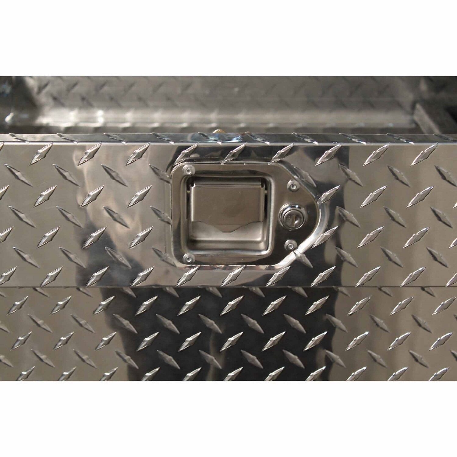 Chevrolet And Toyota Top 10 Cars Used Cars Under 200: Truck Tool Box Diamond Plate 48 Inch Organizer Aluminum