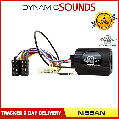 JVC Palanca Control Adaptador Para Nissan Qashqai X-Trail Navara Micra Pionero
