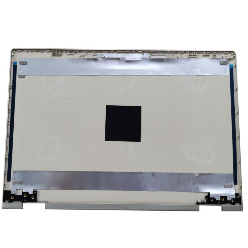 HP 14M-CD 14M-CD0001DX LCD BACK COVER L22250-001 460.0E80E.0001 Silver Touch Lid