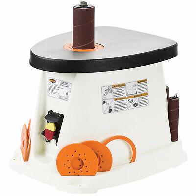 Shop Fox W1831 120-volt 12 Hp Single-phase Oscillating Spindle Sander