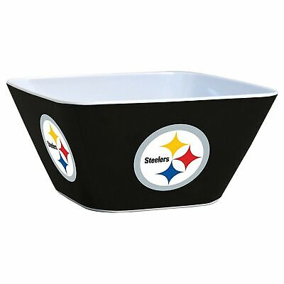 Officially Licensed NFL Football Melamine Serving Bowl 4.5-quart