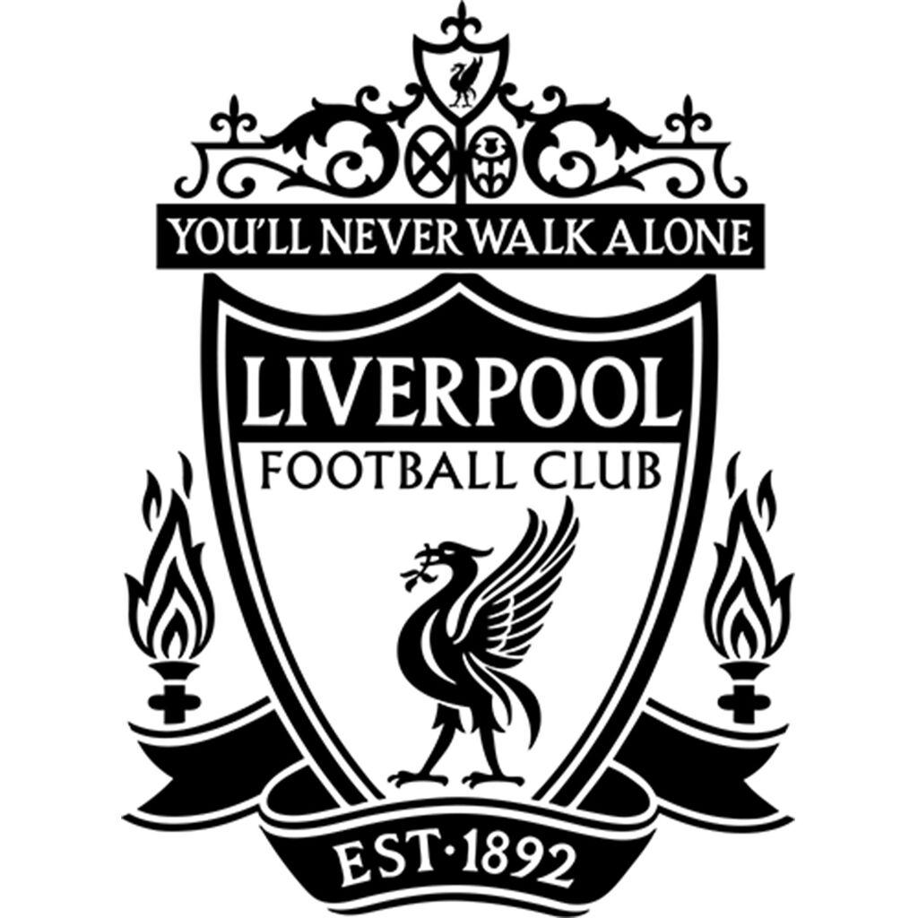 Liverpool FC Logo Vinyl Decal Sticker car window ( 2 )