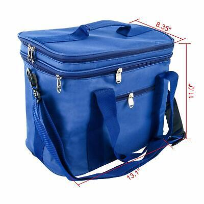 Extra Large Lunch Bag 17.8L, Soft Cooler Tote Insulated Lunch Bag Picnic -