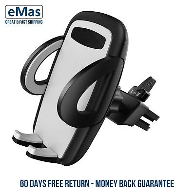 360° Car Air Vent Mount Holder Cradle Stand Universal for Cell Phone