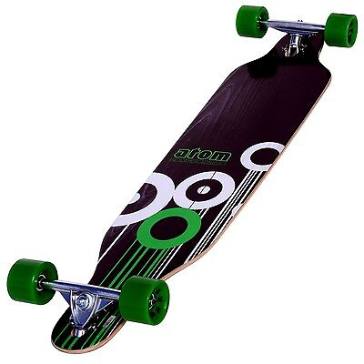 Atom Drop-Through Longboard  New and Top Rated - Free 2 Day