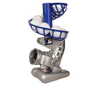 mighty one baseball softball pitching machine