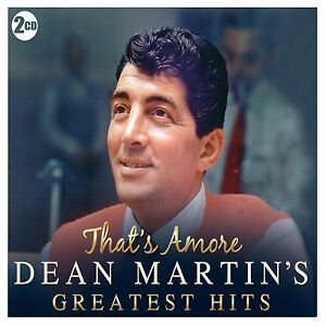DEAN MARTIN**THAT'S AMORE: GREATEST HITS**2 CD SET
