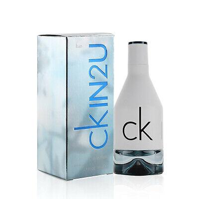 Calvin Klein CK In2U for Him Homme Man Eau De Toilette EdT Spray 50 ml