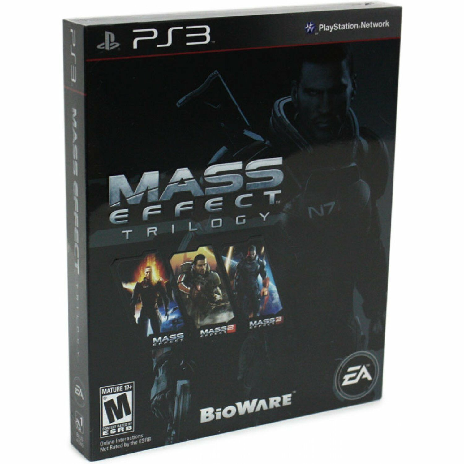 Electronic Arts Mass Effect Trilogy (sony Playstation 3) Ps3