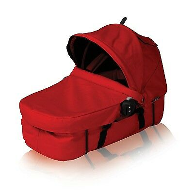 New! Baby Jogger City Select Bassinet Kit-Ruby Red 14-26-035