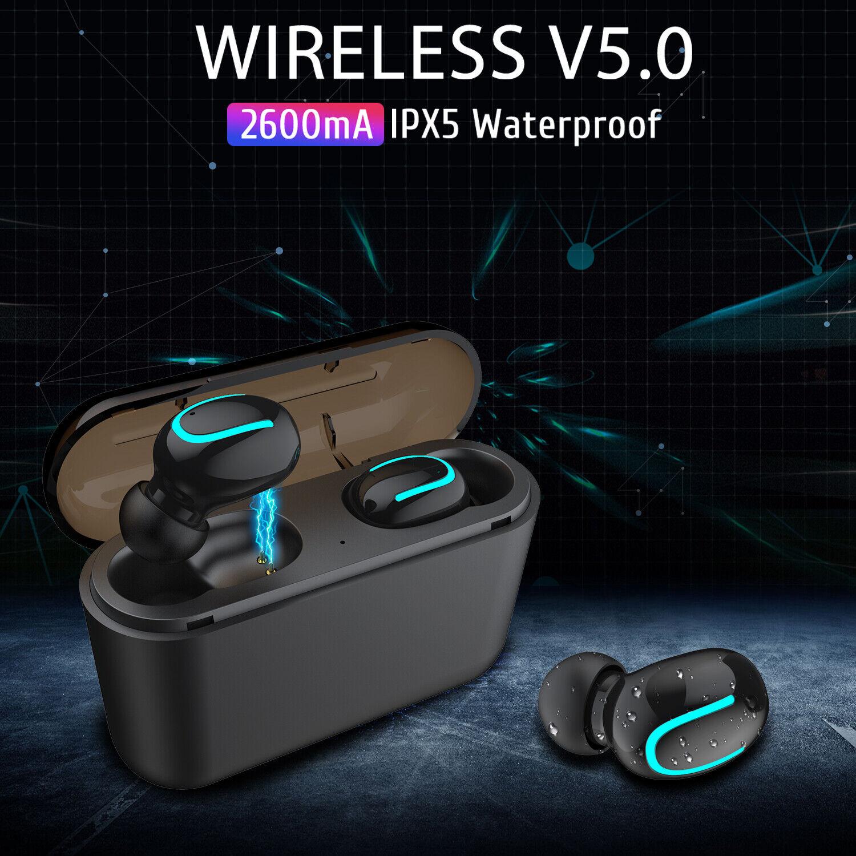 For iPhone 11 Pro Max/6/7/8 Plus/X/XR/XS Wireless Headphones